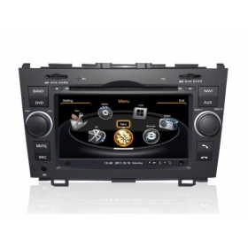 Wholesale Honda CRV 2007~2011 - Car GPS Navigation DVD Player Radio Stereo S100 Multimedia System