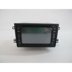 Wholesale Honda Element - Car Radio Stereo DVD GPS NAVI + Map + Digital TV + Rear Camera + Parking Radar Multimedia System