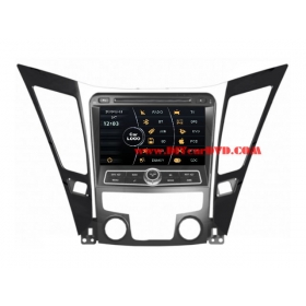 Wholesale Hyundai Sonata YF 2011~2013 - Car Stereo DVD Player GPS Navigation Radio HD MFD Screen 2-Core System