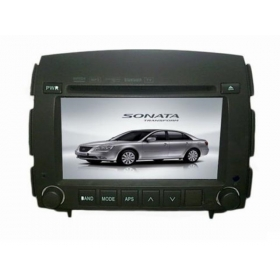 Wholesale Hyundai Sonata NF 2006~2008 - Car DVD Player GPS Navigation WINCE 6.0 System