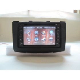 Wholesale Nissan ROGUE - Car Radio Stereo DVD GPS NAVI + Map + Digital TV + Rear Camera + Parking Radar Multimedia System