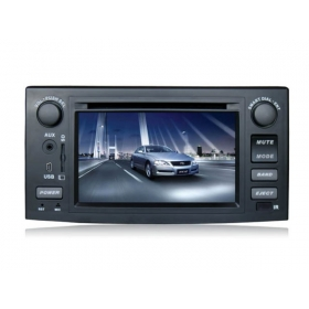 Wholesale Toyota Mark X 2006~2009 - Car Radio DVD Player GPS Navigation Advanced T107 System