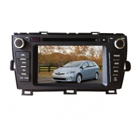 Wholesale Toyota Prius 2009~2012 - Car DVD Player GPS Navigation WINCE 6.0 System