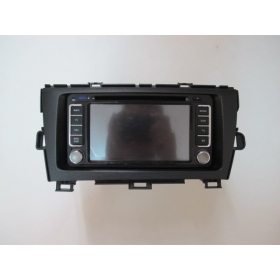 Wholesale Toyota Prius (R.H.D) - Car Radio Stereo DVD GPS NAVI + Map + Digital TV + Rear Camera + Parking Radar Multimedia System