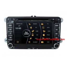 Wholesale VW R36 2010~2013 - Car Stereo DVD Player GPS Navigation Radio HD MFD Screen 2-Core System