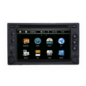 Wholesale Oldsmobile Intrigue 1996~1999 - Car Radio DVD Player GPS Navigation Advanced A5 System