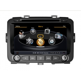 Wholesale KIA Carens 2012~2015 - Car GPS Navigation DVD Player Radio Stereo S100 Multimedia System