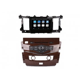 Wholesale Nissan Patrol Royale 2009~2015 - Car Radio TV DVD GPS NAVI Audio & Video System