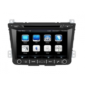 Wholesale Hyundai IX25 2014~2015 - Car Radio TV DVD GPS NAVI Audio & Video System