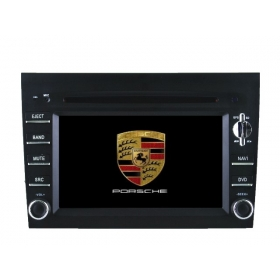 Wholesale Porsche Boxster 987 2005~2010 - Car Stereo Radio DVD GPS Navigation 1080P HD Screen System