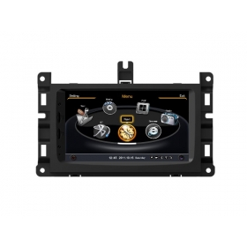 Wholesale JEEP Grand Cherokee 2014~2015 - Car GPS Navigation DVD Player Radio Stereo S100 Multimedia System