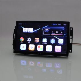 Wholesale Car Android GPS Navigation Multimedia For JEEP Grand Cherokee / Radio Stereo HD Screen Audio Video ( No CD DVD Player ) System
