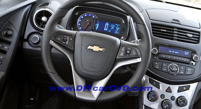 Cheap chevrolet trax 20132014 car gps navigation dvd player chevrolet trax car radio cd dvd player interior sciox Image collections