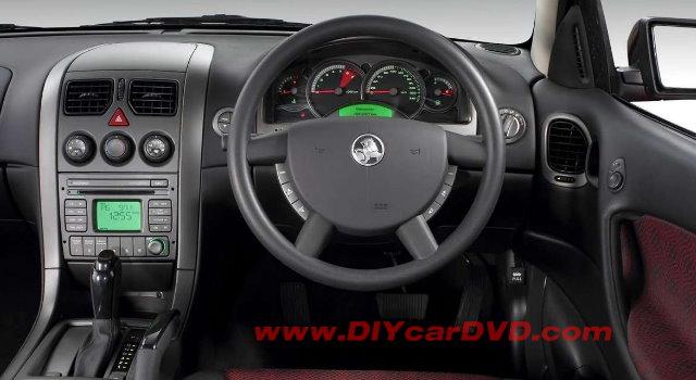Cheap Holden VZ Commodore SV6 20042007  Car GPS Navigation DVD