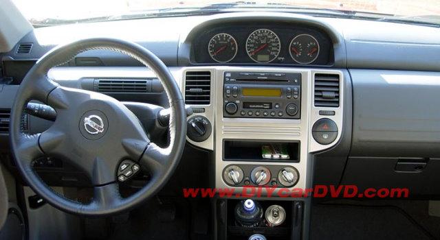 Cheap nissan x trail 2001 2007 car gps navigation dvd for Inside 2007 dvd