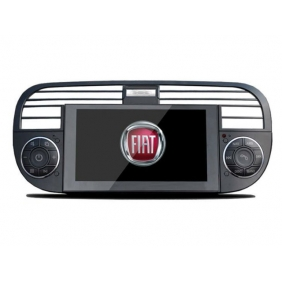 Wholesale FIAT 500 2007~2013 - Car DVD Player GPS Navigation Multimedia HD Screen System