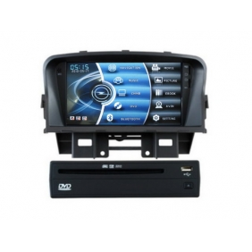 Wholesale Chevrolet Cruze 2008~2014 - Car Stereo DVD Player GPS Navigation Radio HD MFD Screen 2-Core System