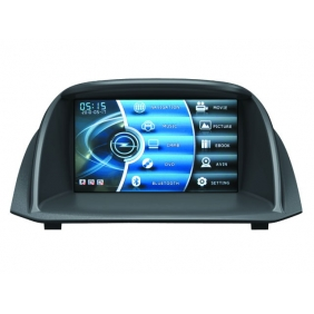 Wholesale Ford Fiesta 2009~2012 - Car Stereo DVD Player GPS Navigation Radio HD MFD Screen 2-Core System