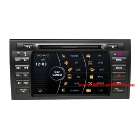 Wholesale Audi RS6 1999~2004 - Car DVD Player GPS Navigation Radio Stereo HD MFD Screen 2-Core System