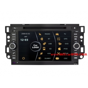 Wholesale Daewoo Gentra - Car Stereo DVD Player GPS Navigation Radio HD MFD Screen 2-Core System