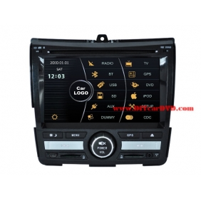 Wholesale Honda CITY 2008~2012 - Car Stereo DVD Player GPS Navigation Radio HD MFD Screen 2-Core System
