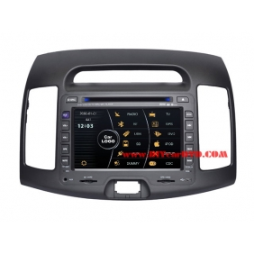Wholesale Hyundai Avante 2007~2010 - Car Stereo DVD Player GPS Navigation Radio HD MFD Screen 2-Core System