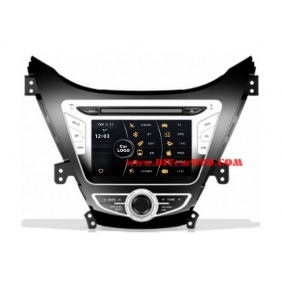 Wholesale Hyundai Avante 2011~2013 - Car Stereo DVD Player GPS Navigation Radio HD MFD Screen 2-Core System