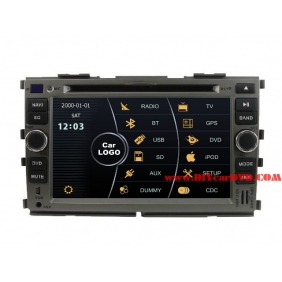 Wholesale KIA Cerato 2009~2012 - Car Stereo DVD Player GPS Navigation Radio HD MFD Screen 2-Core System