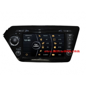 Wholesale KIA K2 2011~2012 - Car Stereo DVD Player GPS Navigation Radio HD MFD Screen 2-Core System