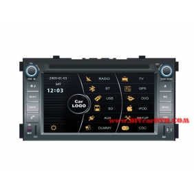 Wholesale KIA Soul 2008~2011 - Car Stereo DVD Player GPS Navigation Radio HD MFD Screen 2-Core System