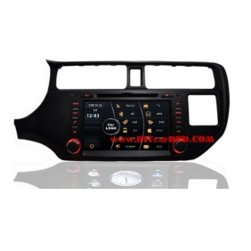 Wholesale KIA K2 2013~2014 - Car Stereo DVD Player GPS Navigation Radio HD MFD Screen 2-Core System