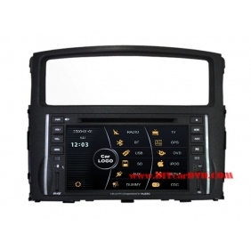 Wholesale Mitsubishi Montero 2006~2012 - Car Stereo DVD Player GPS Navigation Radio HD MFD Screen 2-Core System