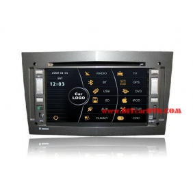 Wholesale Opel Vectra 2006~2009 - Car Stereo DVD Player GPS Navigation Radio HD MFD Screen 2-Core System
