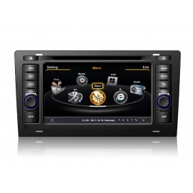 Wholesale Audi S8 1994~2003 - Car GPS Navigation DVD Player Radio Stereo S100 Multimedia System