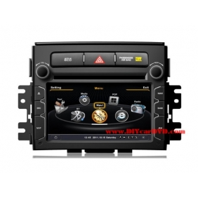 Wholesale KIA Soul 2012~2014 - Car GPS Navigation DVD Player Radio Stereo S100 Multimedia System