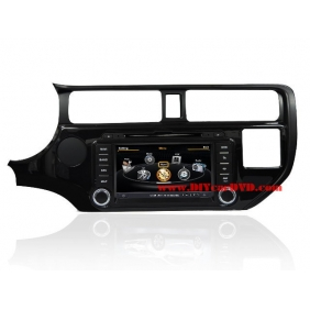 Wholesale KIA RIO 2011~2013 - Car GPS Navigation DVD Player Radio Stereo S100 Multimedia System