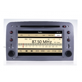 Wholesale Alfa Romeo 147 2005~2010 - Car Stereo DVD GPS Navigation 1080P HD Screen System
