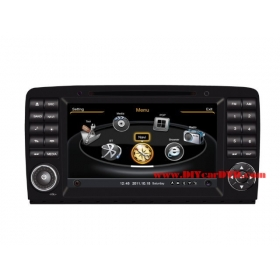 Wholesale Mercedes Benz R-Class W215 2005~2013 - Car GPS Navigation DVD Player Radio Stereo S100 Multimedia System