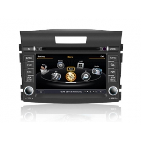 Wholesale Honda CRV 2012~2013 - Car GPS Navigation DVD Player Radio Stereo S100 Multimedia System