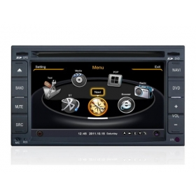 Wholesale Nissan Navara Brute 2005~2009 - Car GPS Navigation DVD Player Radio Stereo S100 Multimedia System