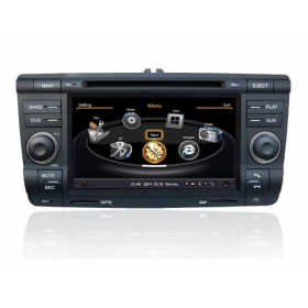 Wholesale Skoda Octavia MK2 2005~2012 - Car GPS Navigation DVD Player Radio Stereo S100 Multimedia System