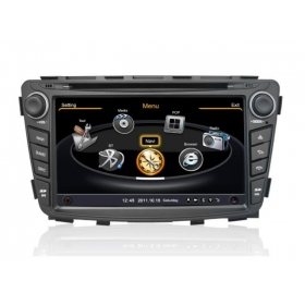 Wholesale Hyundai Accent 2013~2014 - Car GPS Navigation DVD Player Radio Stereo S100 Multimedia System