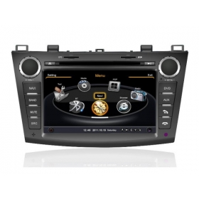 Wholesale Mazda 3 2010~2013 - Car GPS Navigation DVD Player Radio Stereo S100 Multimedia System