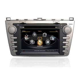 Wholesale Mazda 6 2009~2013 - Car GPS Navigation DVD Player Radio Stereo S100 Multimedia System