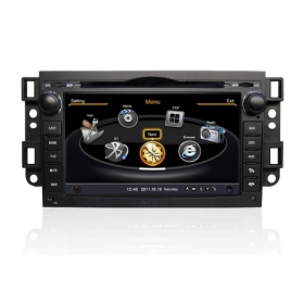 Wholesale Chevrolet Aveo 2007~2010 - Car GPS Navigation DVD Player Radio Stereo S100 Multimedia System