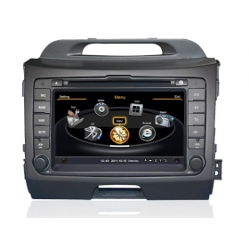 Wholesale KIA Sportage-R 2011~2012 - Car GPS Navigation DVD Player Radio Stereo S100 Multimedia System