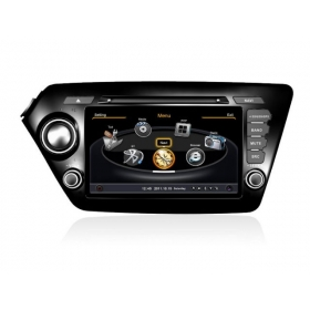 Wholesale KIA K2 2011~2012 - Car GPS Navigation DVD Player Radio Stereo S100 Multimedia System