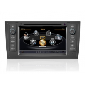 Wholesale Audi RS6 1999~2004 - Car GPS Navigation DVD Player Radio Stereo S100 Multimedia System