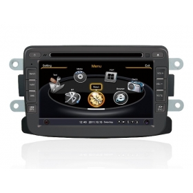 Wholesale Renault Sendero 2009~2013 - Car GPS Navigation DVD Player Radio Stereo S100 Multimedia System