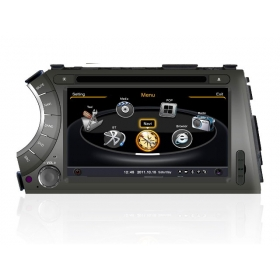 Wholesale SSangYong Actyon 2005~2013 - Car GPS Navigation DVD Player Radio Stereo S100 Multimedia System